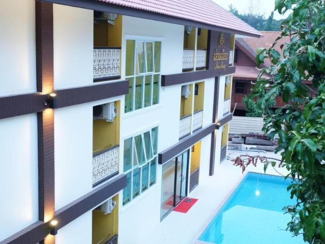 โรงแรมม่อนเมือง – Mon Muang Hotel