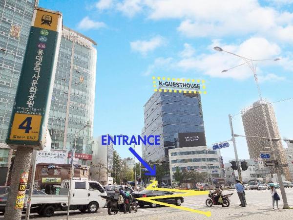 K-GUESTHOUSE Dongdaemun Premium Seoul