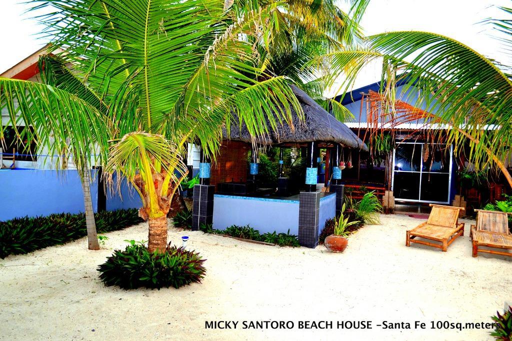 Micky Santoro Beach House