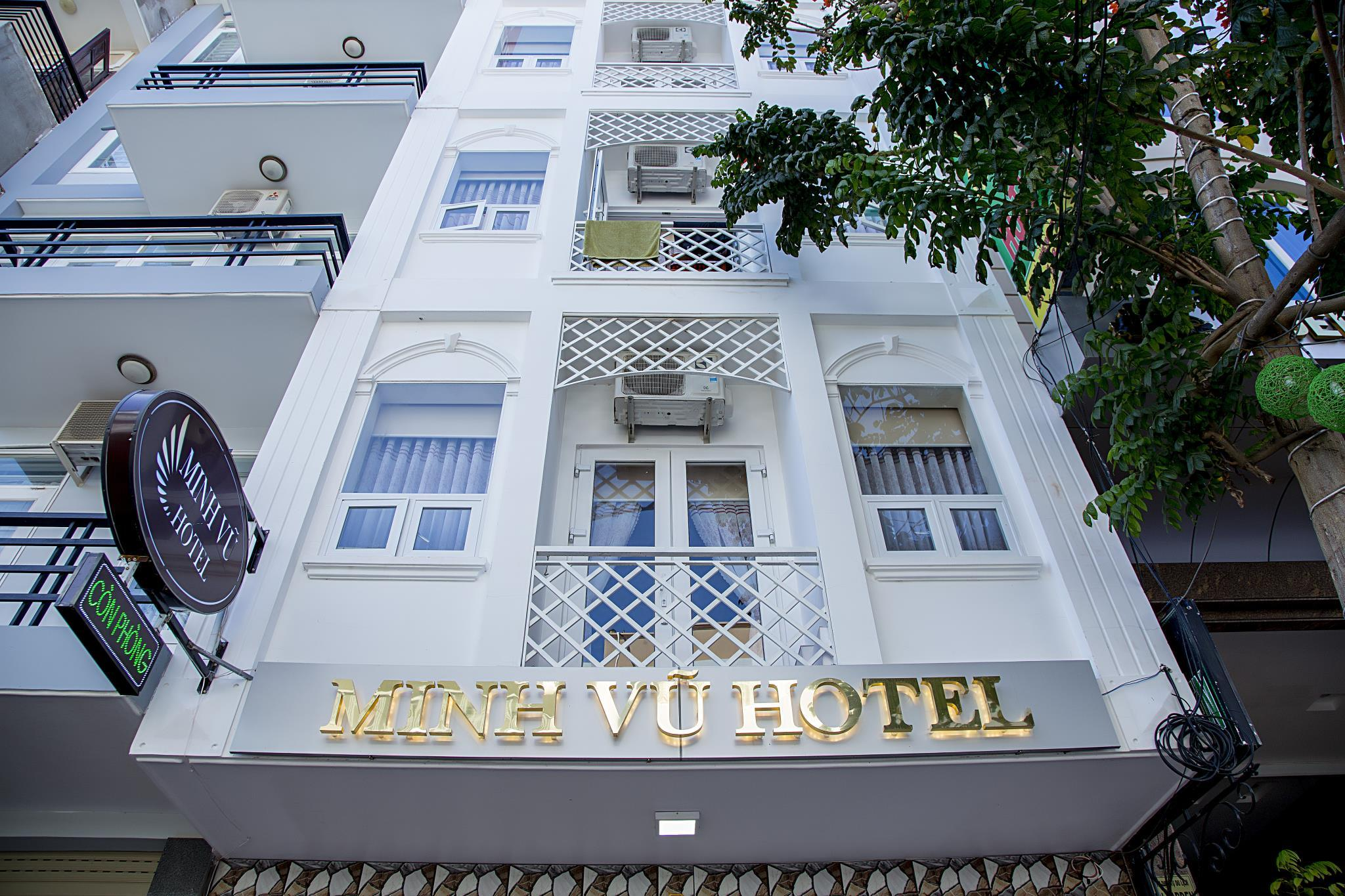 Minh Vu Hotel And Apartment