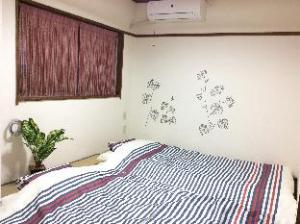 NJ 1 Bedroom Apartment near Tennoji and Dotonbori OH1