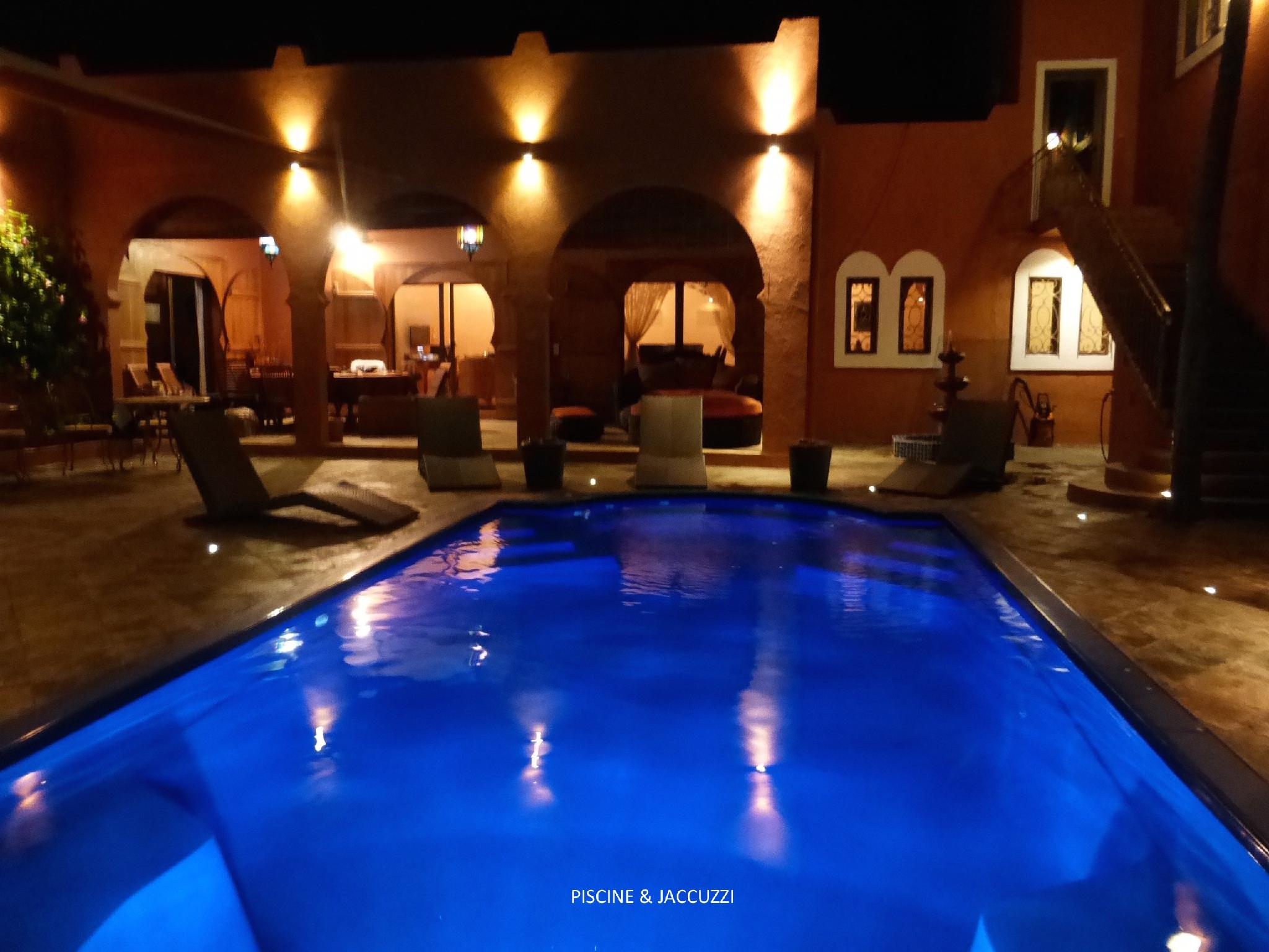 Riad Saint Francois And Spa