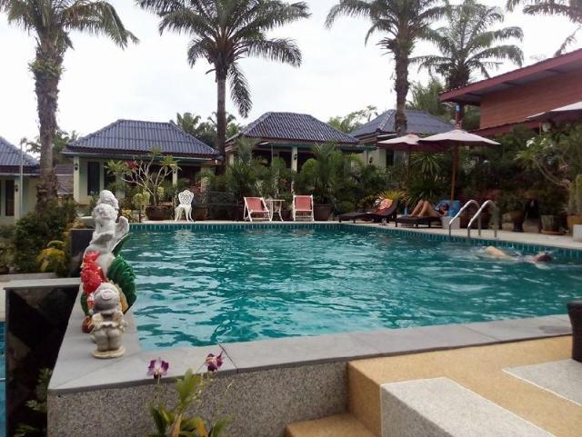 วันนา ดรีม พูล วิลลา กระบี่ – Wanna Dream Pool Villa Krabi