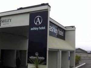 Ashley Hotel Greymouth