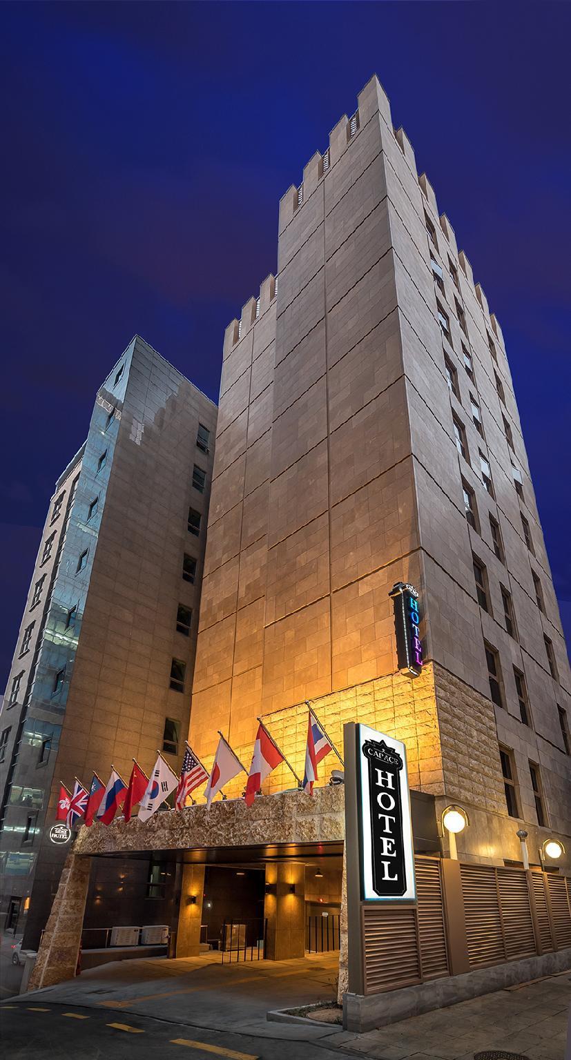 Capace Hotel Gangnam