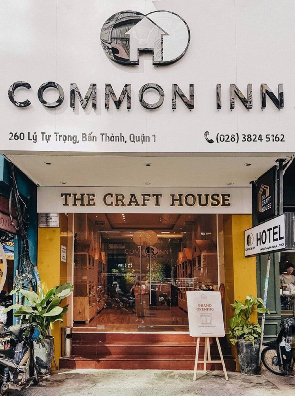 Common Inn Ben Thanh
