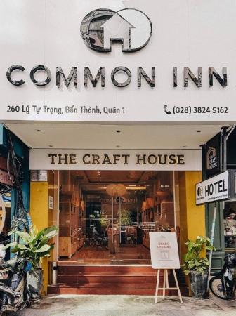 Common Inn Ben Thanh Ho Chi Minh City