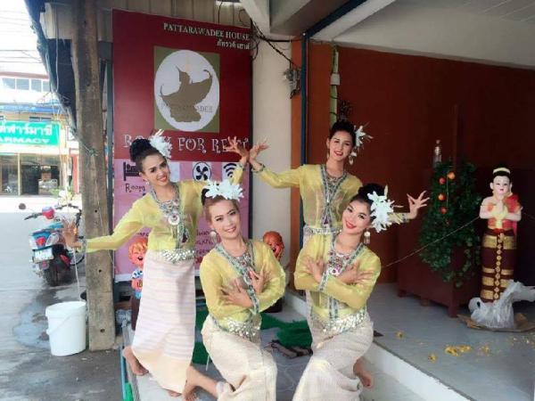 Pattarawadeehouse Koh Lanta