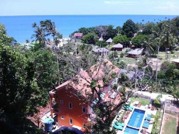 Private lodge beachside Lamai Samui Koh Samui