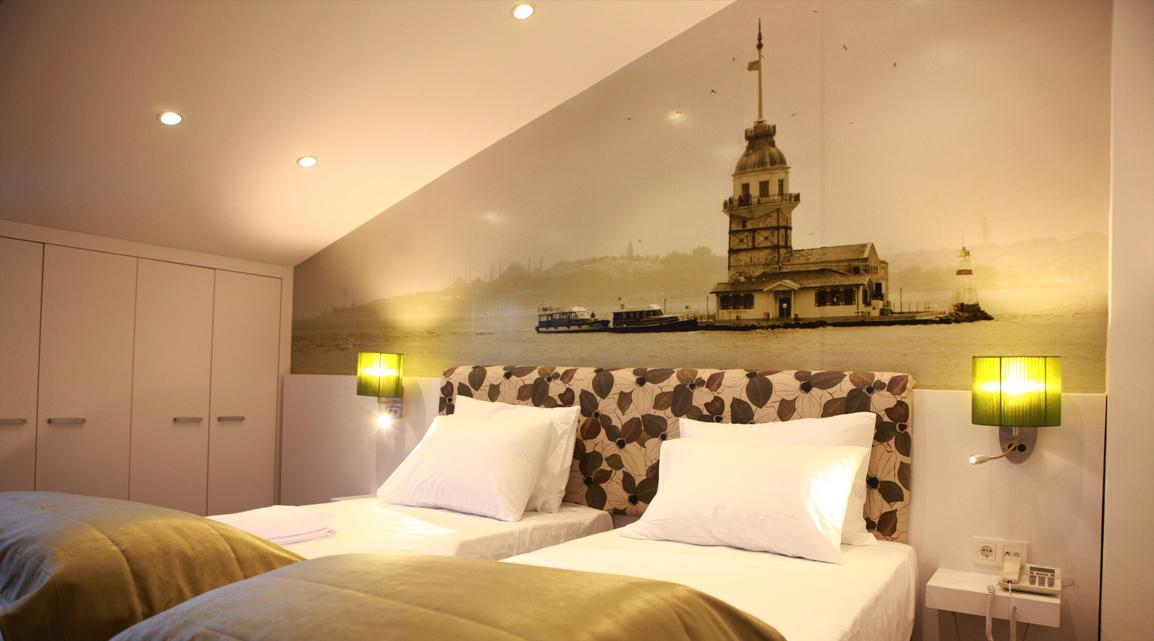 Nish Istanbul Suites And Hotel