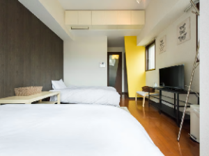 OX 1 Bedroom Apartment in Center Of Osaka - 13