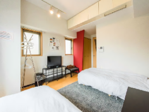 OX 1 Bedroom Apartment in Center Of Osaka -16