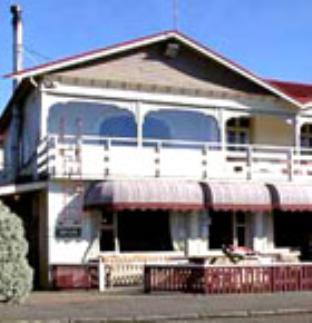 South Sea Hotel   Stewart Island