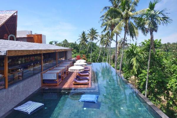 Kaamala Resort Ubud Bali