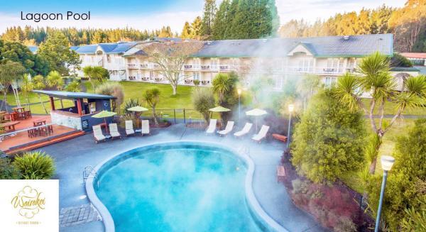 Bayview Wairakei Resort Taupo