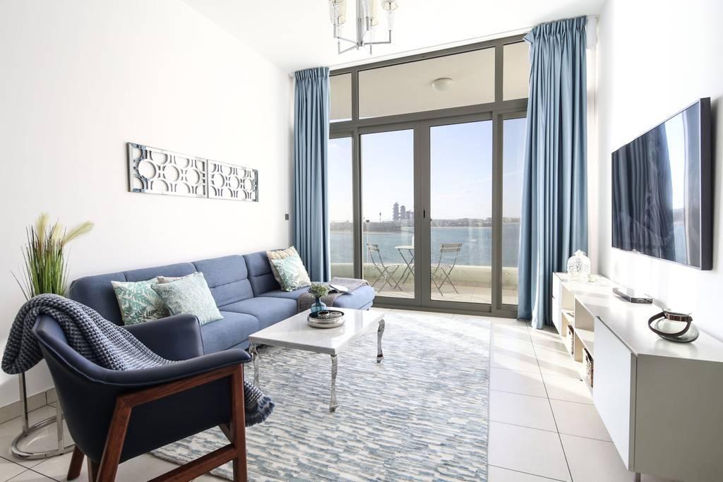 Beachfront 2BR On Premium Palm Jumeirah