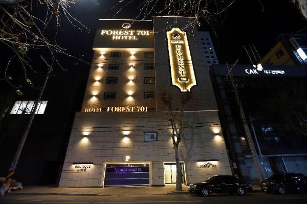 Hotel Forest 701 Daegu