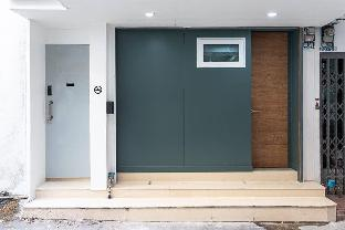 [サトーン]スタジオ アパートメント(42 m2)/1バスルーム P3 Silom Large 2beds full kitchen WIFI 4-6pax