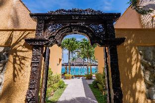 [クロンソン]ヴィラ(160m2)| 6ベッドルーム/5バスルーム Coral Cove Beachfront Villa - Hotel Managed