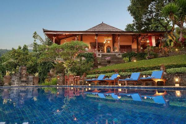 Two Bedrooms Villa with a Sea view Bali