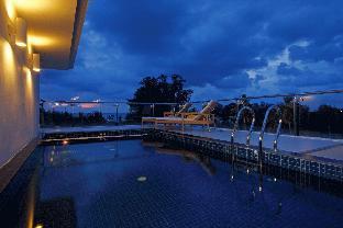 [マイカオ]アパートメント(100m2)| 3ベッドルーム/3バスルーム 3 bed penthouse pool suite in Mai Khao