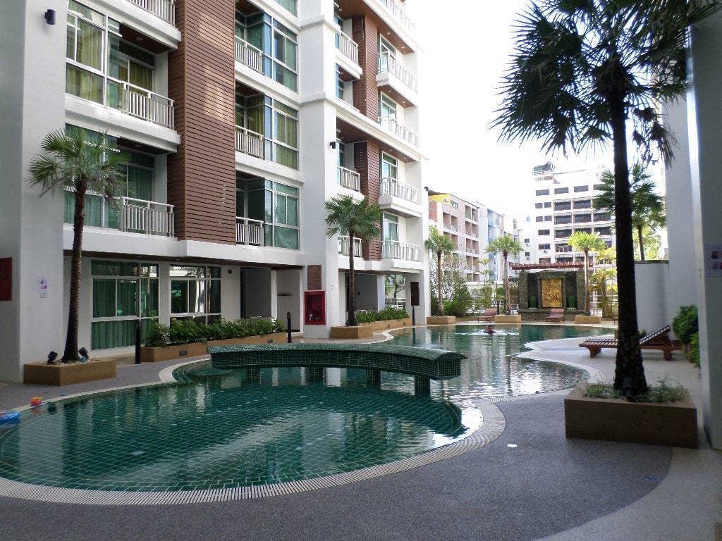 1 bedroom apartment near Patong center อพาร์ตเมนต์ 1 ห้องนอน 1 ห้องน้ำส่วนตัว ขนาด 35 ตร.ม. – ป่าตอง