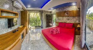 [クロンニンビーチ](30m2)| 1ベッドルーム/1バスルーム Lanta K Home , Deluxe Room With Kitchen