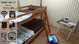 MC Dormitory in Meguro