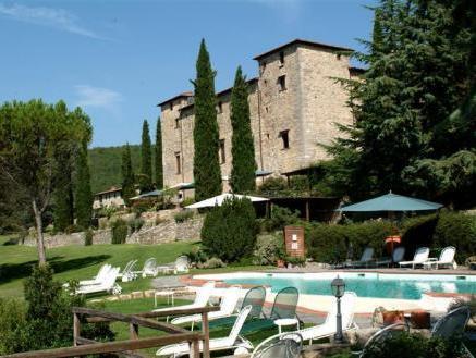 Castello Di Spaltenna Exclusive Resort And Spa