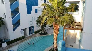 Crest Santora. Huahin sea view 1br pool access อพาร์ตเมนต์ 1 ห้องนอน 1 ห้องน้ำส่วนตัว ขนาด 45 ตร.ม. – ชายหาดหัวหิน