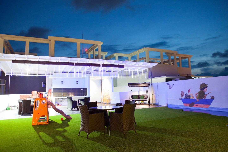 Pearl Rice Garden  Modern Style