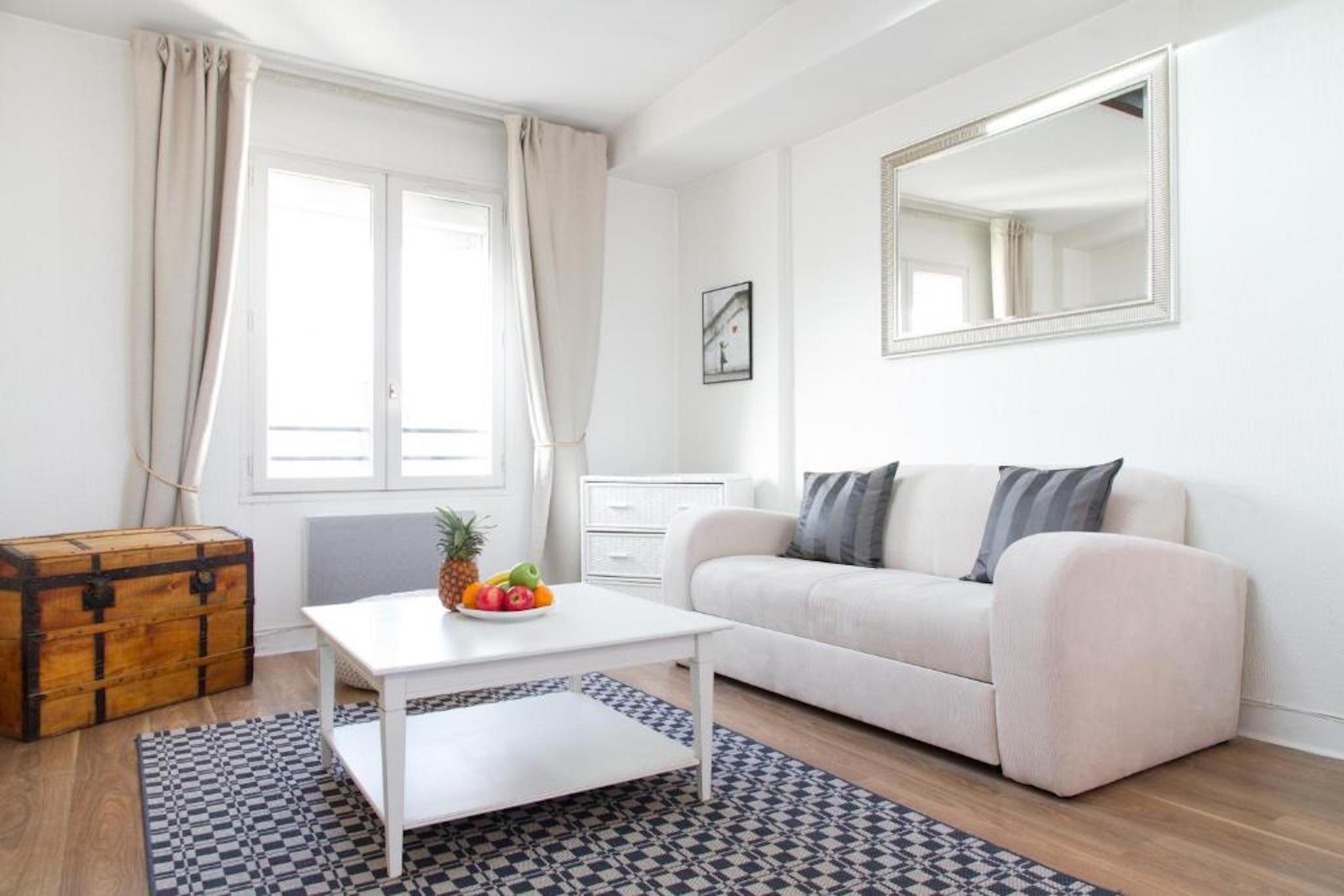 LOVELY 1BR- THE HEART OF LE MARAIS NEAR POMPIDOU