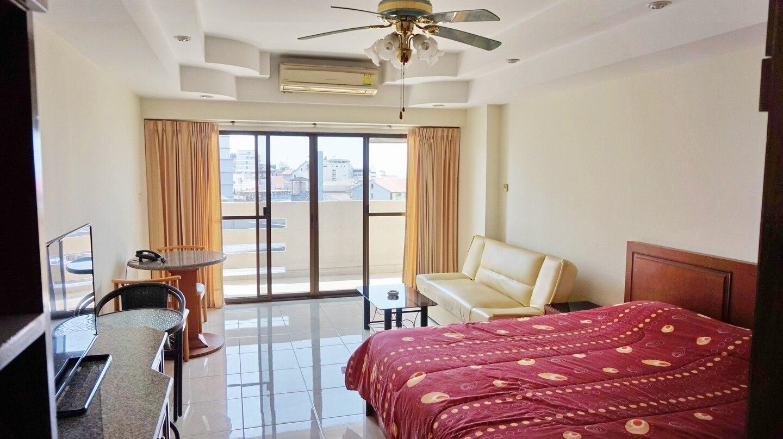 813 Seaview Pattaya Bay Horizon South Pattaya Best บ้านเดี่ยว 1 ห้องนอน 1 ห้องน้ำส่วนตัว ขนาด 30 ตร.ม. – มาบประชันเรเซอเวอร์