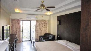 [マブプラチャンレザボアー]一軒家(30m2)| 1ベッドルーム/1バスルーム 528 South Pattaya Pool View Condo Near Walking St.