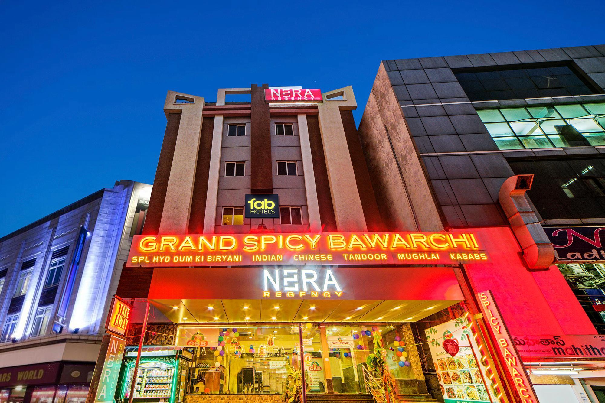 FabHotel Nandini Grand