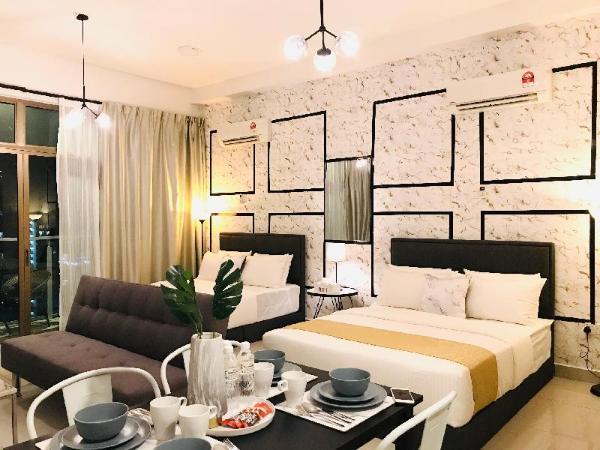 Palazio Mount Austin by Homefort Suites Johor Bahru