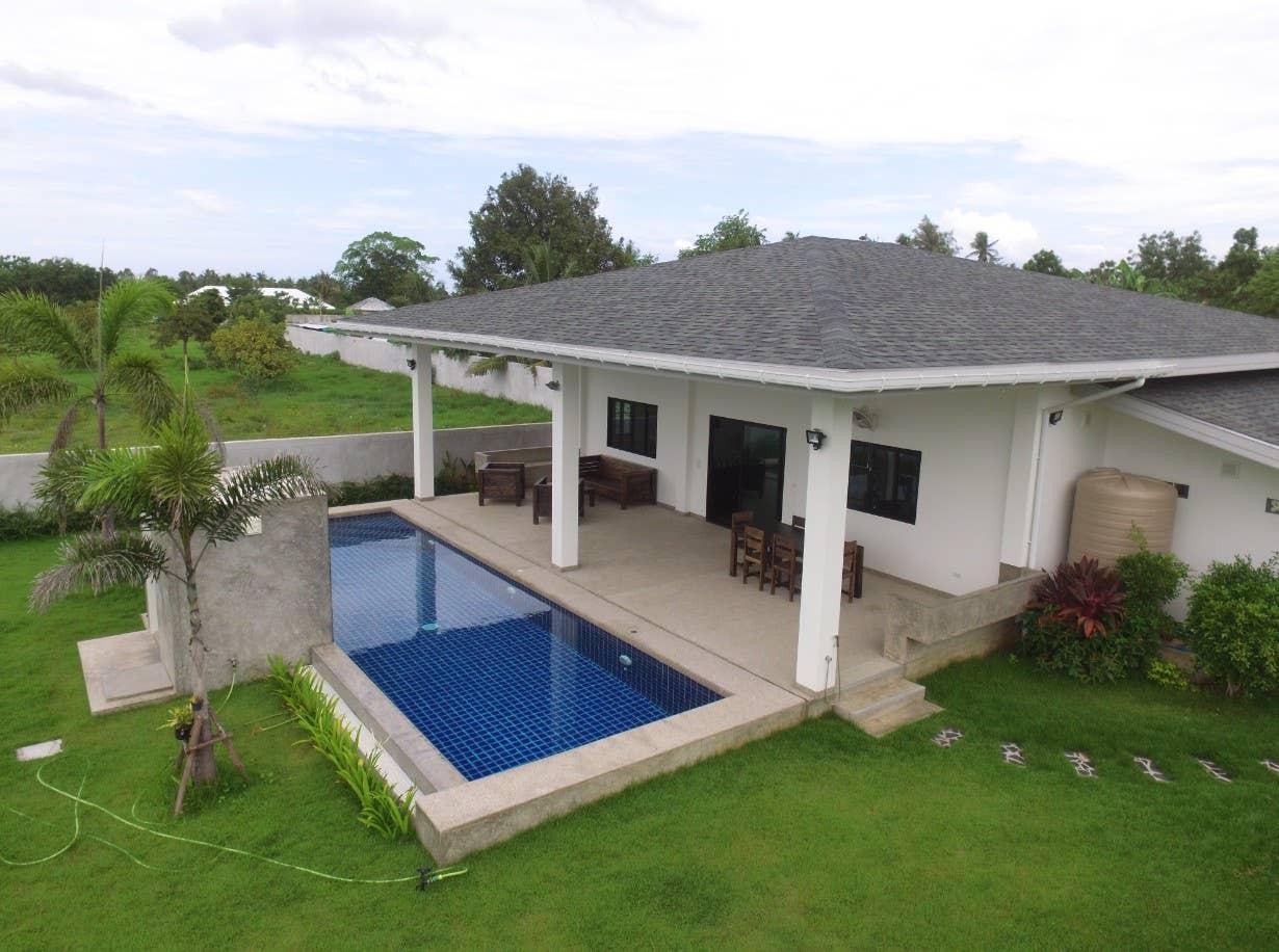 Swiss Pool Villa I Cha Am