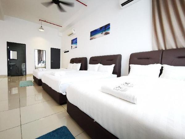JK home@ Austin18 Soho Family Deluxe 1-8 pax Aeon Johor Bahru