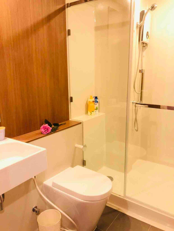 Warm, convenient, two beds, Sathorn/silom@BTS อพาร์ตเมนต์ 1 ห้องนอน 1 ห้องน้ำส่วนตัว ขนาด 30 ตร.ม. – สาทร