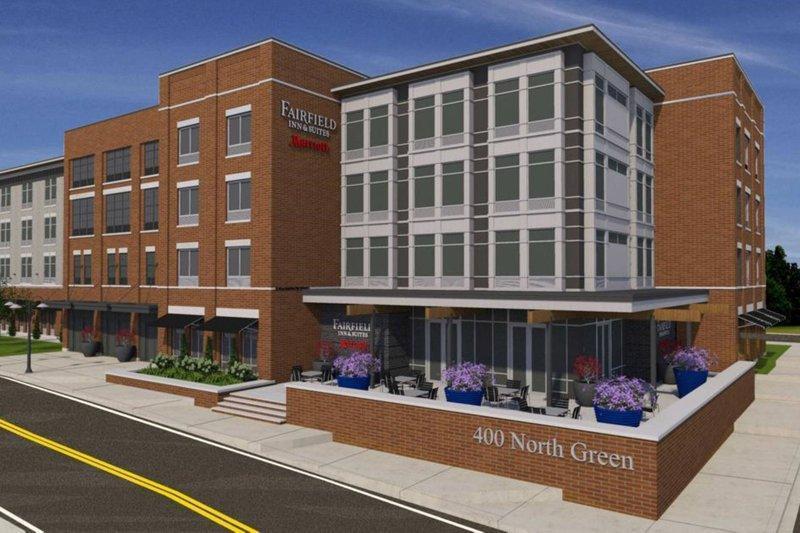 Fairfield Inn And Suites By Marriott Morganton Historic Downtown