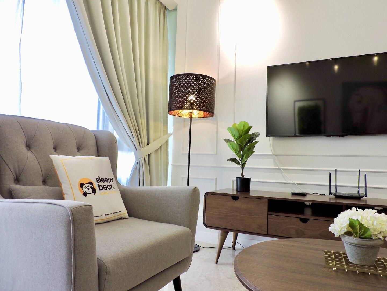 GS3  Unique Designer Suite In KL City Centre