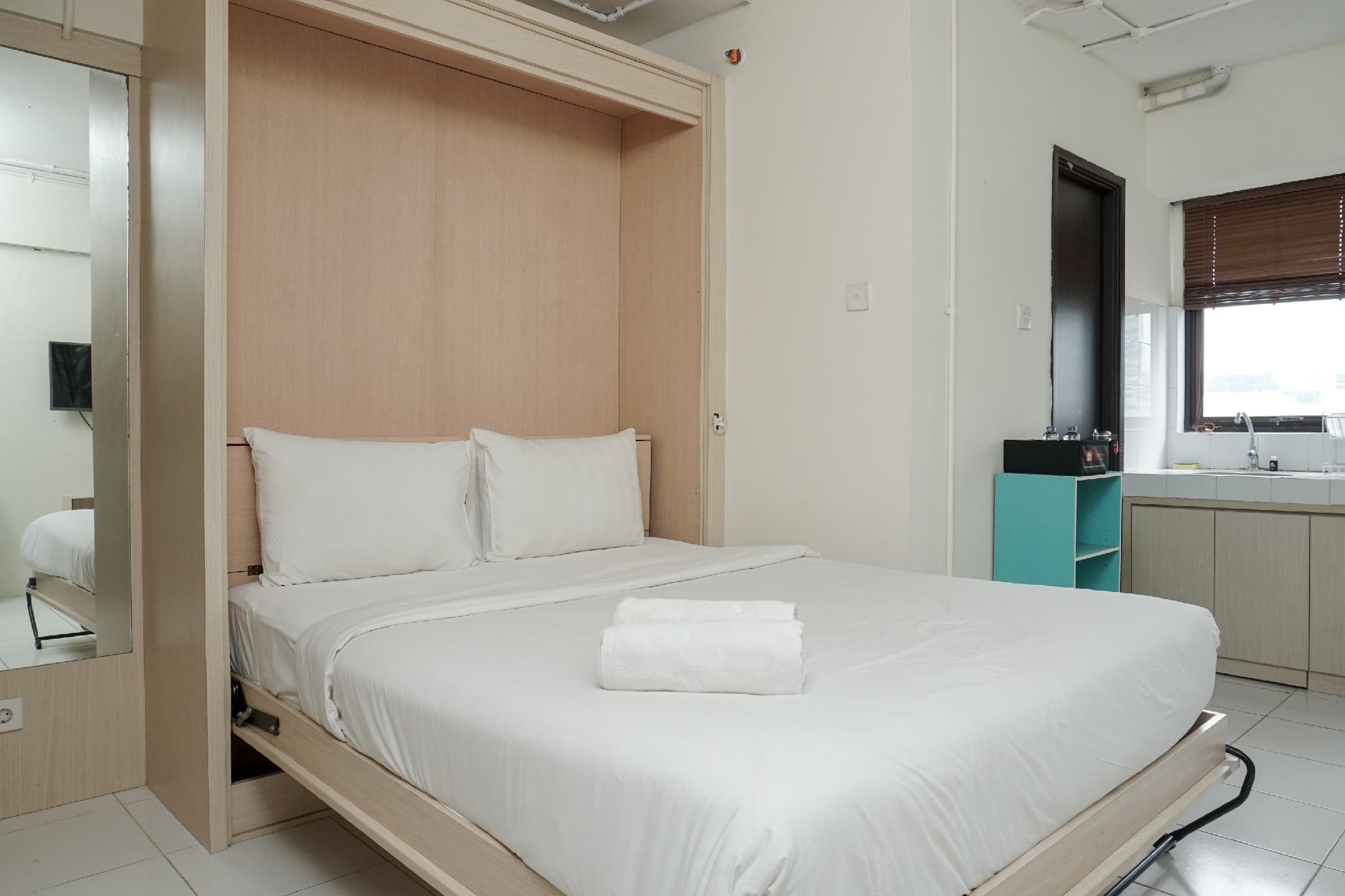 Comfortable Studio Apt Kebagusan City By Travelio
