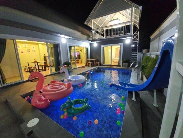 D Day Pool Villa Home Hua Hin