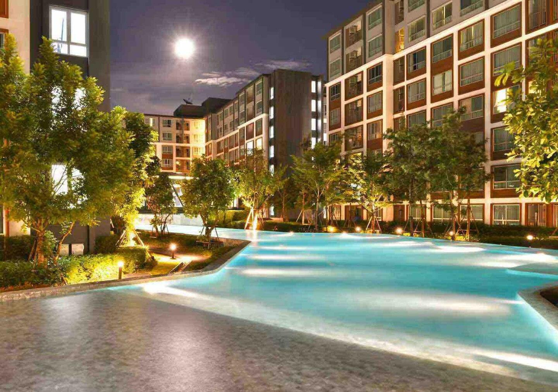 Dcondo ping poolview (3S)@Central Festival บ้านเดี่ยว 2 ห้องนอน 2 ห้องน้ำส่วนตัว ขนาด 60 ตร.ม. – ฟ้าฮ่าม