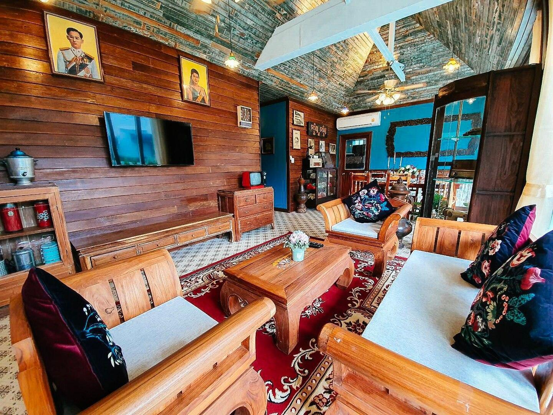 4 Bedroom Vintage Pool Villa Phuket Town บ้านเดี่ยว 4 ห้องนอน 4 ห้องน้ำส่วนตัว ขนาด 75 ตร.ม. – ตัวเมืองภูเก็ต
