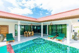 [プーケットタウン]ヴィラ(100m2)| 2ベッドルーム/2バスルーム Attractive Family Villa with own Pool -Nenuphar