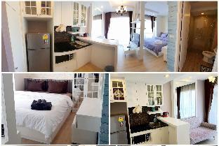 [バンセーン]スタジオ アパートメント(27 m2)/1バスルーム COZY near beach 200m.& rooftop pool