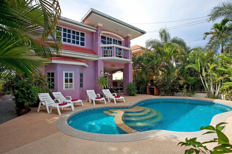 Pool Villa Duan Purple Surprise