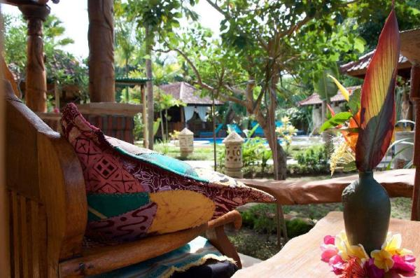 Exclusive Apartment, Terrace, Pool View Lombok