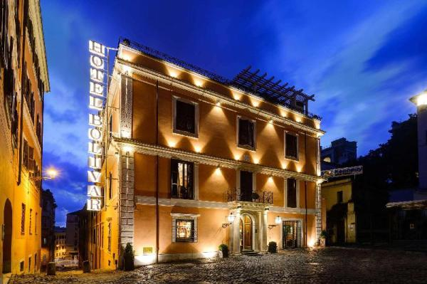 Comfort Hotel Bolivar Rome